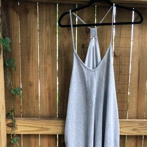 Free People Knit Marled Jumpsuit